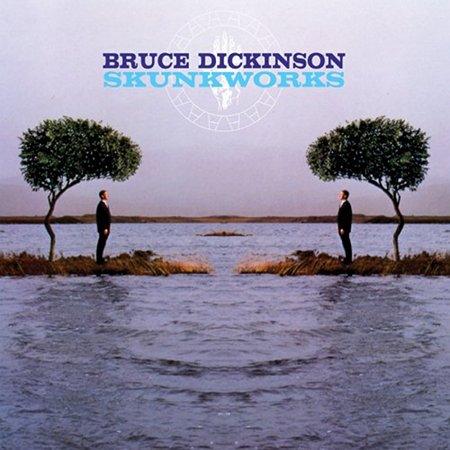 Cover of Brice Dickinson Skunkworks album