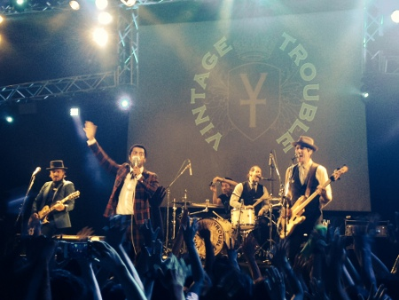 VIntage Trouble photo from ReNY, Tokyo, Japan