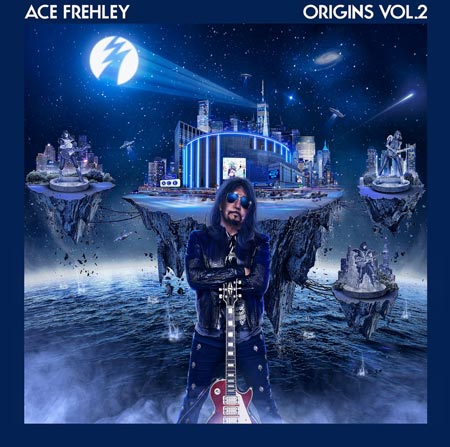 Cover of Origin 2, by Ace Frehley