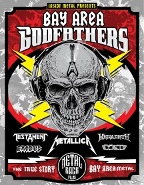Bay Area Godfathers. Cover of the documentary film