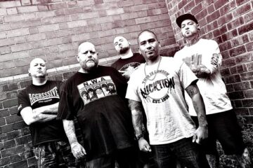 Photo of the UKHC band Borstal