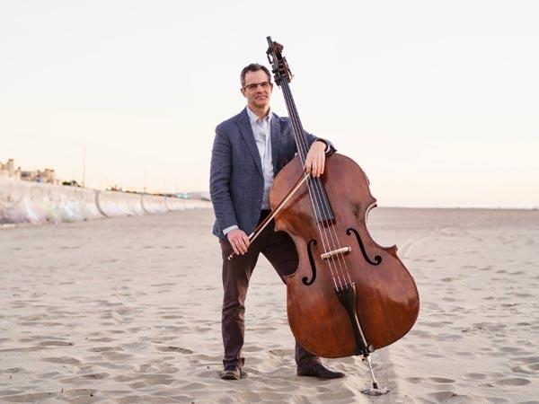 SF Symphony Principal Bassist Scott Pingel