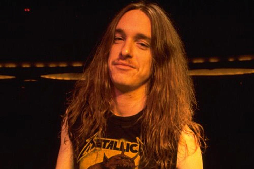Cliff Burton, from Metallica, who tragically died 27 September 1986