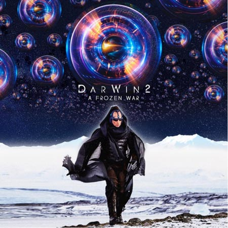 Album cover of 'Darwin 2: A Frozen War'