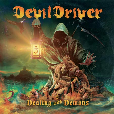 Image of the DevilDriver album 'Dealing With Demons I'