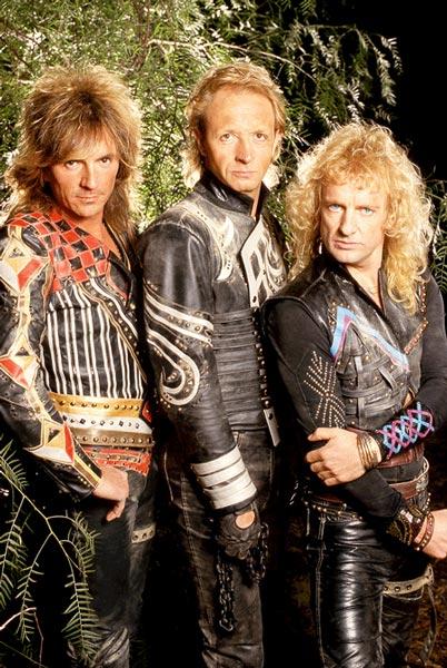 Halford, Tipton, Downing. Judas Priest