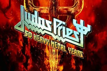 "The Book ""JUDAS PRIEST - 50 HEAVY METAL YEARS """