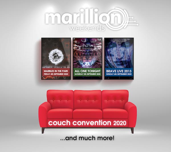 Marillion Couch Weekend