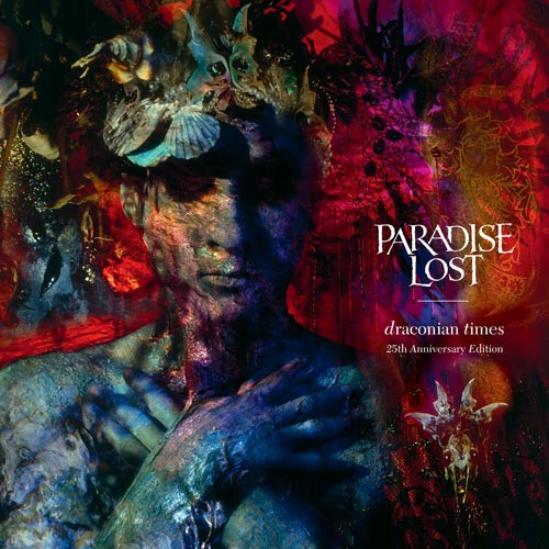 Album cover of Draconian Times, by Paradise Lost