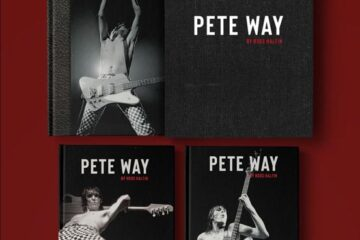 Cover of Pete Way book, by Ross Halifin