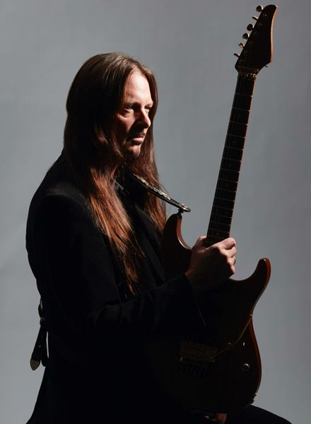Reb Beach, from Whitesnake and Winger