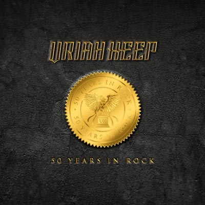 Uriah Heep – 50 Years In Rock Deluxe Boxset