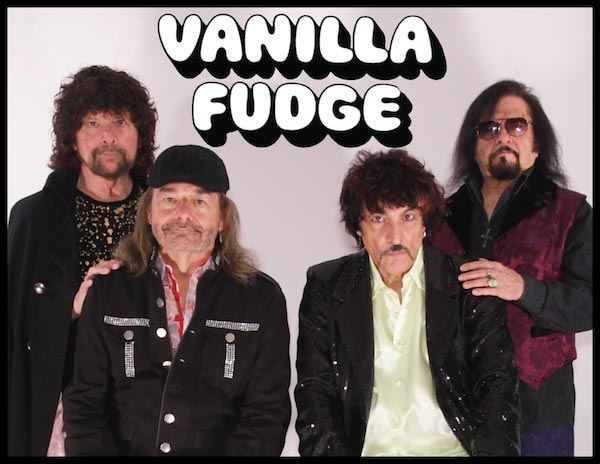Photo of Rock legends Vanilla Fudge