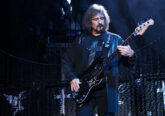 Photo of Geezer Butler, who is re-releasing his three studio albums