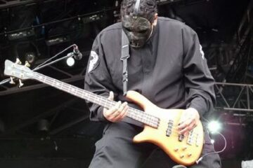 Paul Gray, Slipknot. RIP