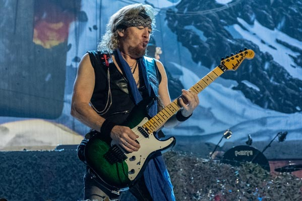 Review / Adrian Smith's 'Monsters Of River And Rock' is an engaging insight into Iron Maiden guitarist