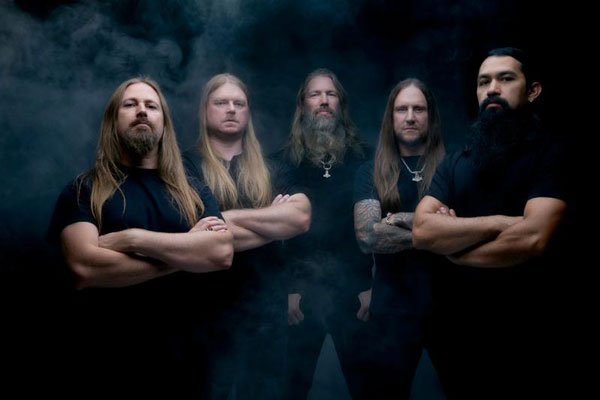 Photo of the band Amon Amarth