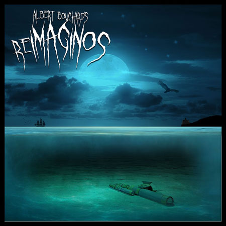Cover of the Re Imaginos by Albert Bouchard, former Blue Öyster Cult member