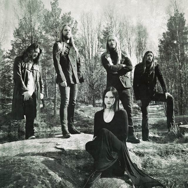 Photo of the band Draconian