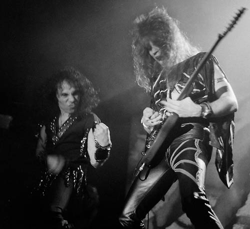 DIO at IJsselhal, Zwolle, The Netherlands – 3rd of May 1986