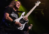 Photo of Megadeth bassist David Ellefson