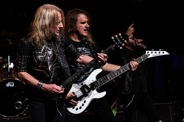 Photo of Megadeth bassist David Ellefson