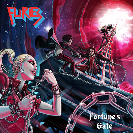 Furies Album cover
