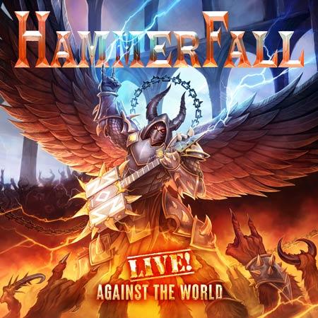 Hammerfall Album Cover