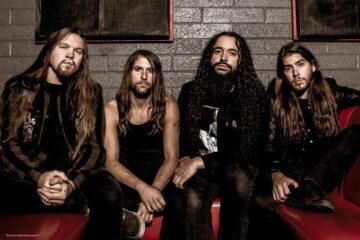 Photo of Thrash band Havok