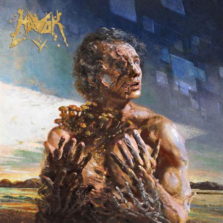 Havok album cover 'V'