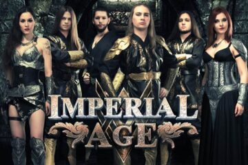 Photo of the Russian band Imperial Age