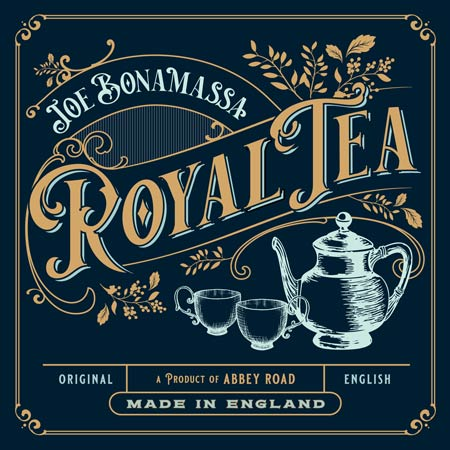 Cover of the Bonamassa album Royal Tea