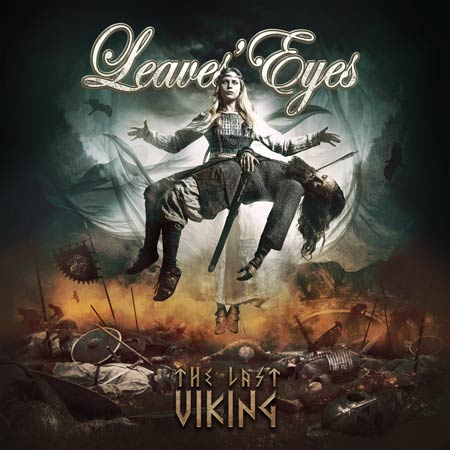 Cover of Leaves' Eyes The Last Viking