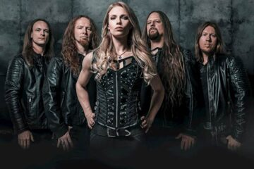 Photo of the Symphonic Metal band Leaves' Eyes