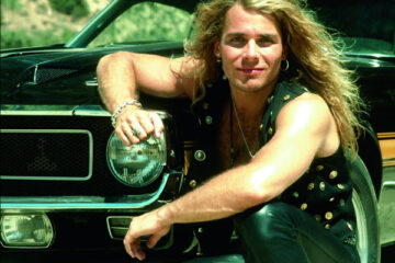 Photo of White Lion/Freak Of Nature singer Mike Tramp
