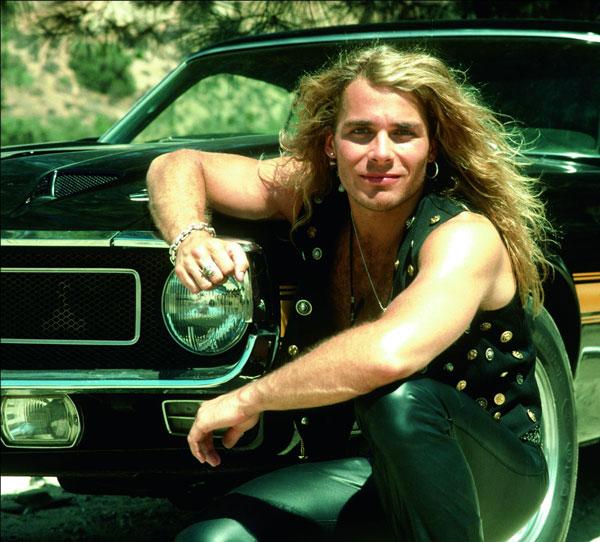 Photo of White Lion/Freak Of Nature singer Mike Tramp