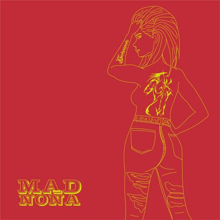 Mad Nona album cover