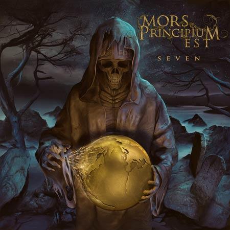 Phot of Mors Principium Est album cover 'Seven'