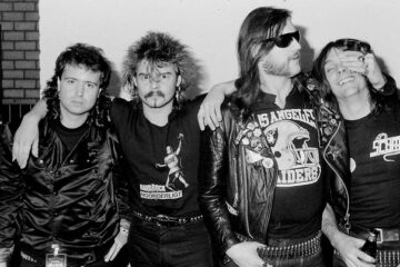 Motorhead, The Netherlands, 22 November 1987