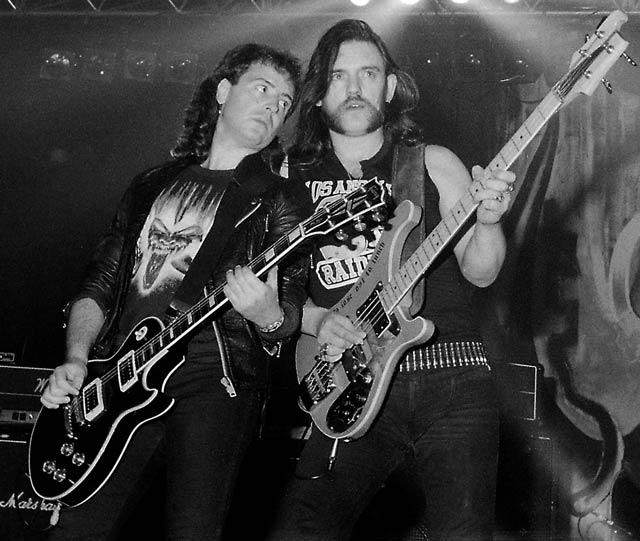 Motörhead at IJsselhal, Zwolle, The Netherlands – 22nd of November 1987