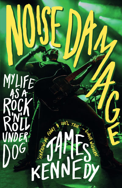 Cover of Noise Damage by James Kennedy