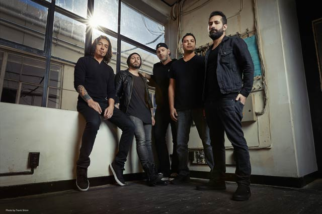 Photo of the band Periphery