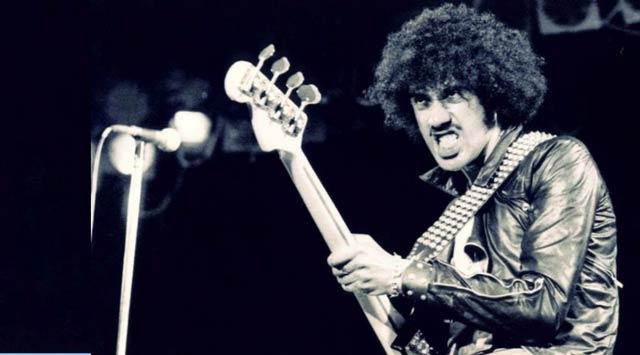 Photo of Phil Lynott