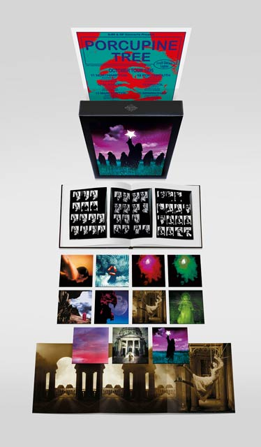 Porcupine Tree boxset