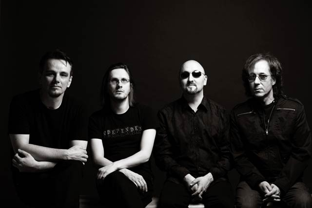 Photo of the band Porcupine Tree