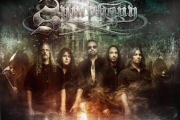 Symphony X 2021 21st Anniversary Tour poster