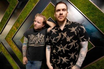 Smith and Myers from Shinedown