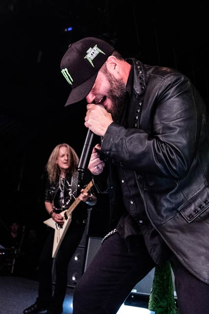 Photo of Tim 'Ripper' Owens