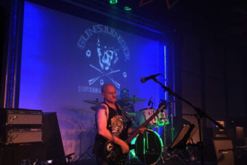 Photo of Gunslonger at Club 85, Hitchin