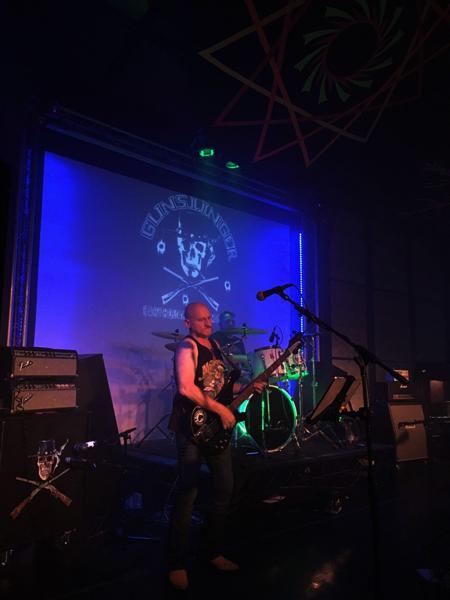 Photo of Gunslonger at Club 85, Hitchin